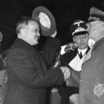 Стаљинов помоћник Молотов у Берлину  1940.