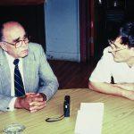 Интервју са Илијом Влашићем. Хамилтон, 1991. Објављен је у ''Разговорима...'' 2. том