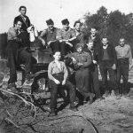 Рингенштејн, Немачка, 1948. Фотографија иѕ колекције породице Прпа