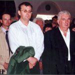 Истог дана, у Цркви Св. Сава. Десно је Рајко Јовановић, легенда српске емиграције у Британији. Дугогодишњи управник Хотела ''Равна Гора'', сада у пензији. Рођен је у Рековцу, завршио је гимназију у Крагујевцу