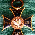 0023 Orden Virtuti Militari, poljski, dobio Draza 1943