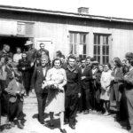Венчање Данице и Бранета Гашића, 1948. године, вероватно у Немачкој