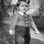 Милан Јовановић, кумче мајора Милана Цвјетићанина, 8. фебруара 1949. у Немачкој