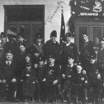 Припадници удружења четника у Ужицу, уочи Другог светског рата