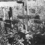 Крстови на гробовима стрељаних у Краљеву. Немци их нису дирали, а комунисти су их поломили одмах после рата