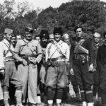 Јевђевић, Салатић (између њих) и Баћовић