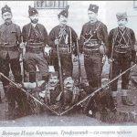 Војвода Илија Трифуновић Бирчанин са својим четницима
