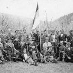 Део Пађенског батаљона 1943. године