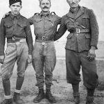 Омладинац Петар Радан, његов отац Ђуро и брат од стрица Душан