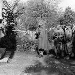 Са дочека у селу Кожухе