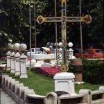 Крст у центру града