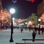Крагујевац пред Нову Годину