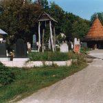 Црква брвнара у Рачи у којој је крштен Карађорђе
