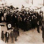 Пронацистичке Албанске демонстрације. Много људи не зна да су Албанси били на страни нациста за време другог светског рата Нацисти су за време другог светског рата прогањали православне Србе на окупираном Косову и Македонији