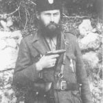 Никола Стојсављевић, командир 2. чете Попињског батаљона 2. бригаде Првог личког корпуса Динарске четничке дивизије