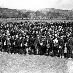 Смотра Групе љубићких бригада у околини Чачка 1943. године