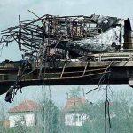 Погођен аутобус у Мердарима, мај 1999.