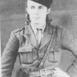 Милан Стојсављевић, командир 3. чете Гардијског батаљона Динарске четничке дивизије