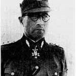 Командант дивизије August Schmidhuber