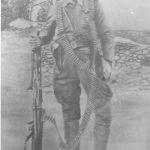 Јово Гамбирожа из Далмације. Четник Динарске четничке дивизије. Живи у Канади