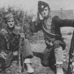 Ђуро Смољановић (преминуо 1945. у Немачкој, од туберкулозе) и Мишо Буква (погинуо 1944)