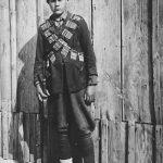 Богдан Трбојевић, рођен у селу Лапат 1928, убијен од комуниста из заседе од комуниста 1943. у Селцу, на Приморју. Брат свештеника Стеве и потпоручника Душана Трбојевића, који је преминуо у Чикагу 2003. године