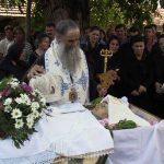 Молитва митрополита Амфилохија