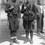 Браћа Васо и Сава Маријан, 1943.