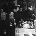 Мошти Светог Владике Николаја
