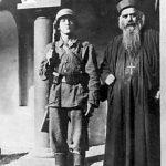 Владика Николај као немачки ратни заробљеник