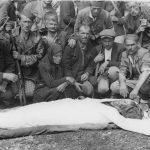 Са погреба лешева извађених из јама, у с. Фрутак код Орје Луке у срезу Даниловградском