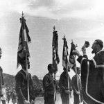 Детаљ са прославе у селу Лазац
