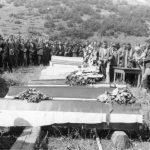 Опело првацима племена Дробњака извађеним из бунара у Шавнику