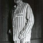 Павле Милошевић у униформи из Маутхаузена