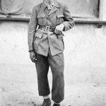 Стево Говоруша, омладинац и борац Пађенског батаљона