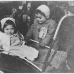 Јеврејска деца у неком од хрватских логора