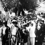Козарачка деца у логору Стара Градишка лета 1942. године