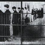 Сцена из логора на Бањици