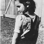 Јеврејска девојчица у неком од хрватских логора