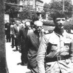 Кватерник долази на суђење 1947. године