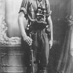 Милан Леро, члан Штаба Билећке бригаде. Стрељан на Зиданом мосту, у Словенији, 1945. године