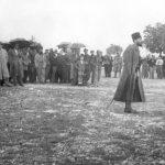 Војвода Ђујић и војвода Ђедо Ђекић на Далматинском Косову 1944. године