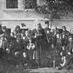 Патријарх Варнава у Богдају 1936. године