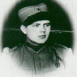 Стеван Стојсављевић из Велике Попине, пре рата жандарм. Погинуо 1942. у борби против комуниста
