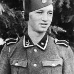 СС-унтершарфирер Руди Зомерер из 6. чете албанског батаљона 28. пука