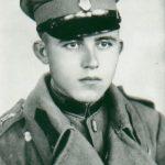 Љубомир Стојсављевић из Велике Попине, погинуо 1941. на Велебиту у борби против усташа