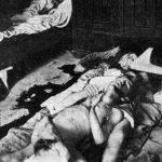 Тела чланова српске породице коју су побили партизани
