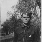 Стево Цупаћ, борац гардијског батаљона Динарске четничке дивизије