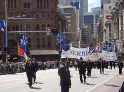Anzac Second Downtown view of March