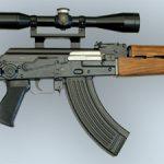 Аутоматска пушка m92 7,62 mm са снајпером
